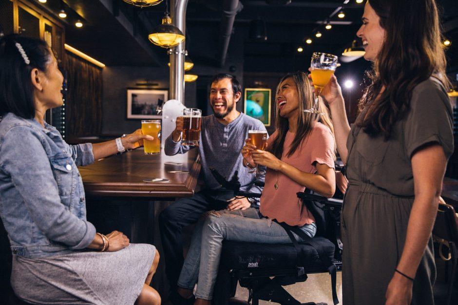 diversão nos bares do leblon