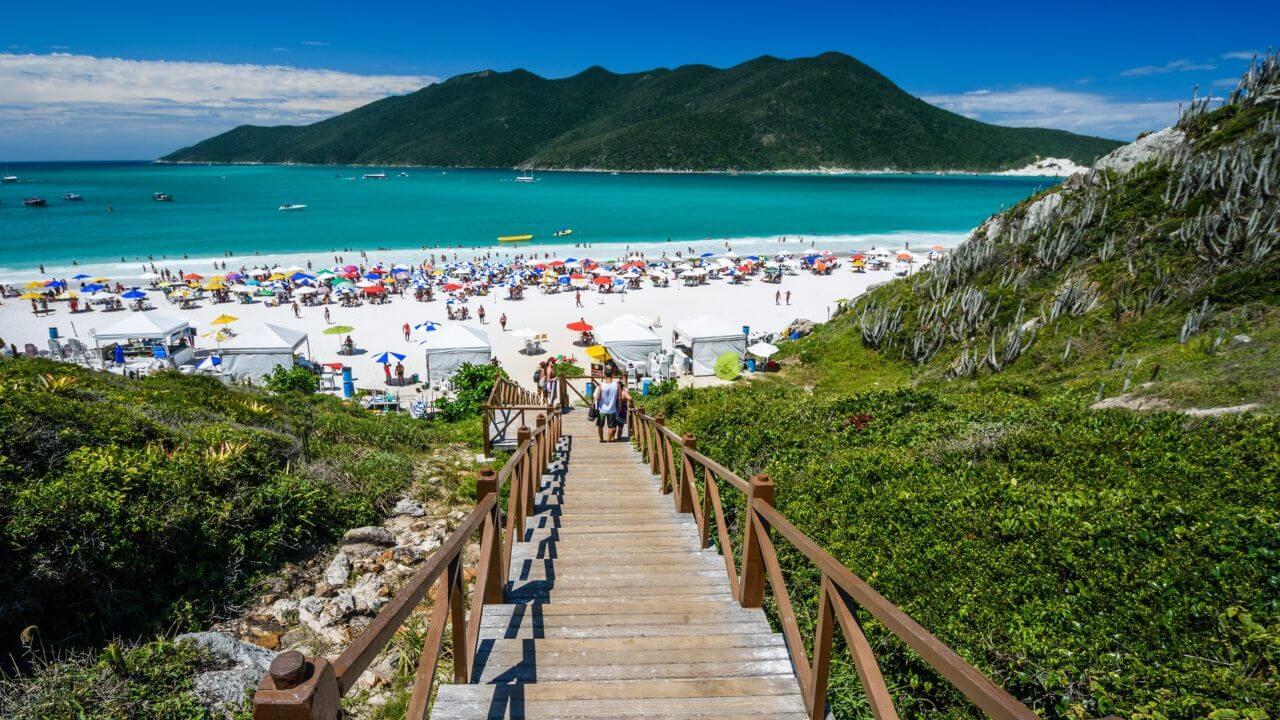 arraial do cabo praias mais bonitas para morar