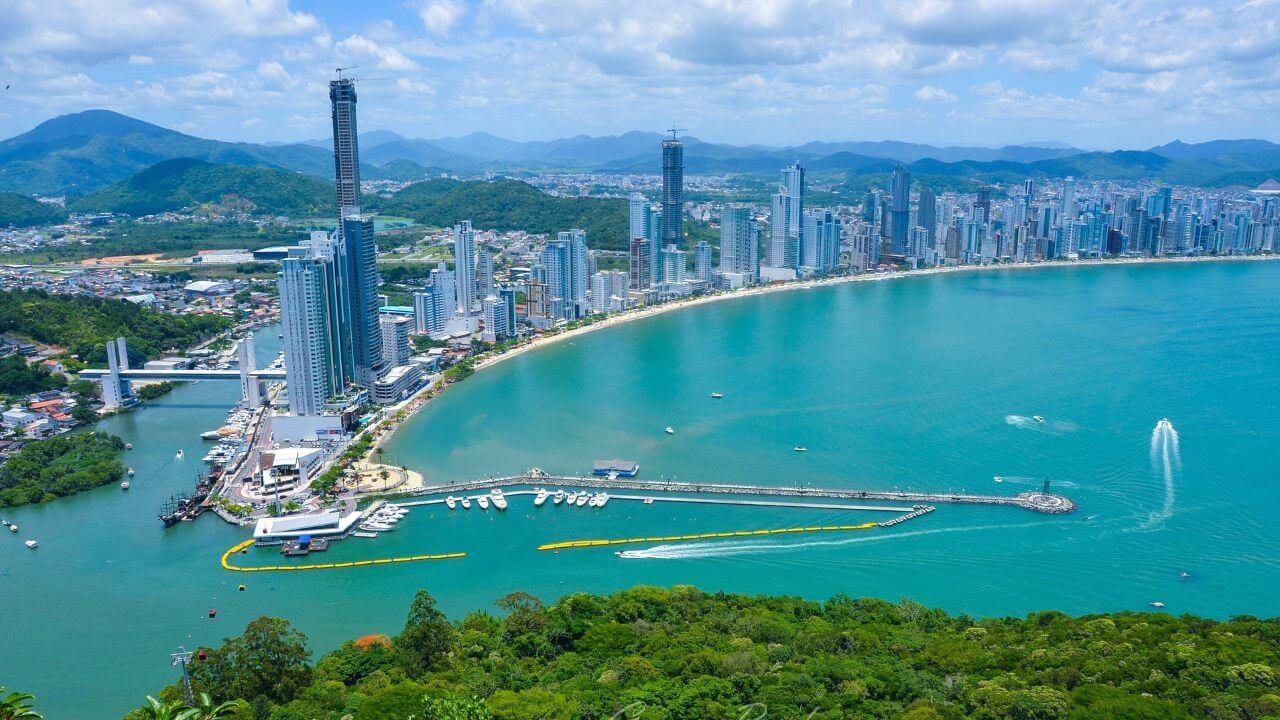camboriu melhores cidades para se viver no brasil