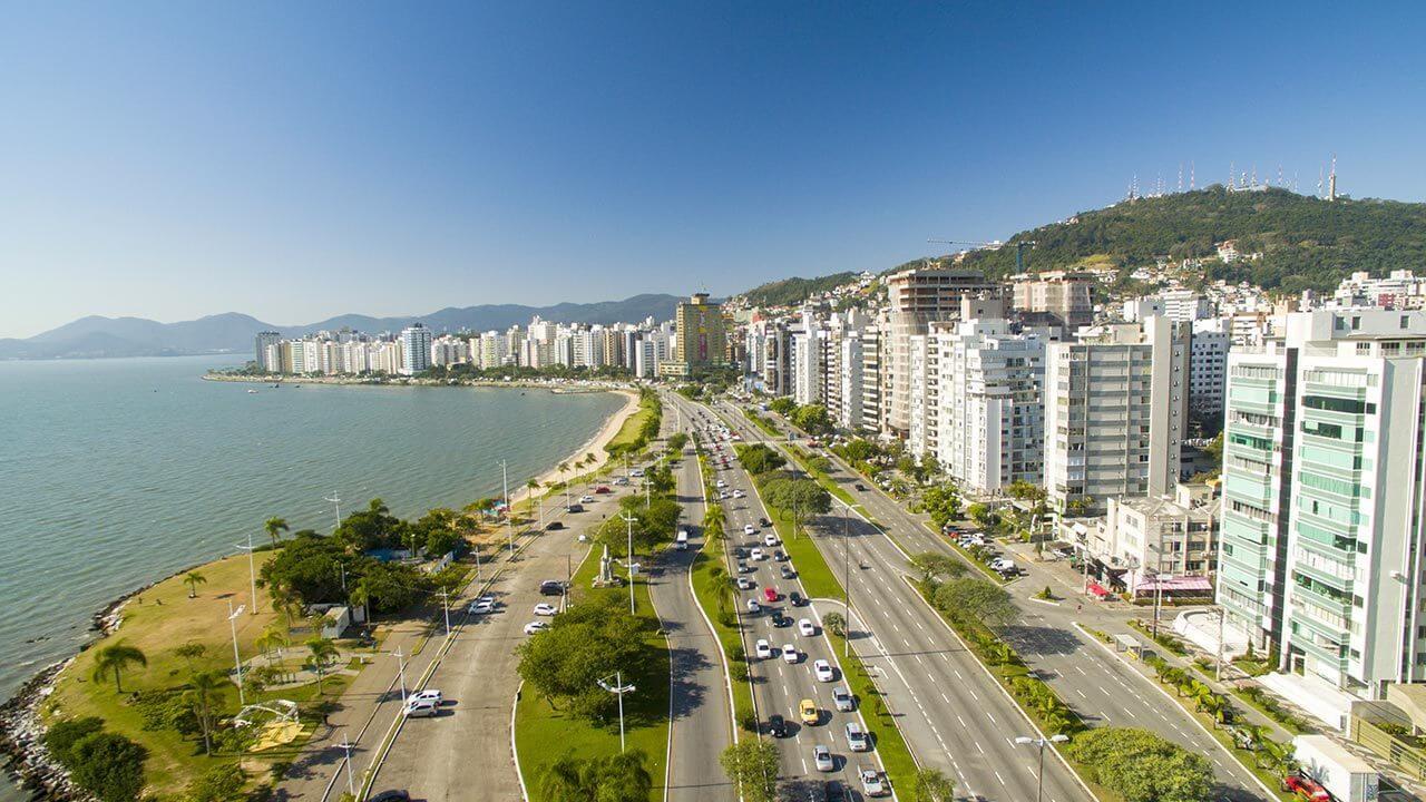 florianopolis melhores cidades para se viver no brasil