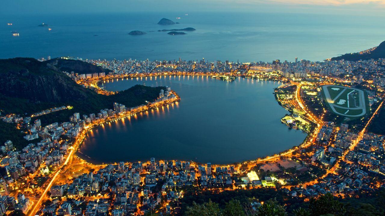 lagoa rodrigo de freitas rio de janeiro melhores cidades para se viver no brasil