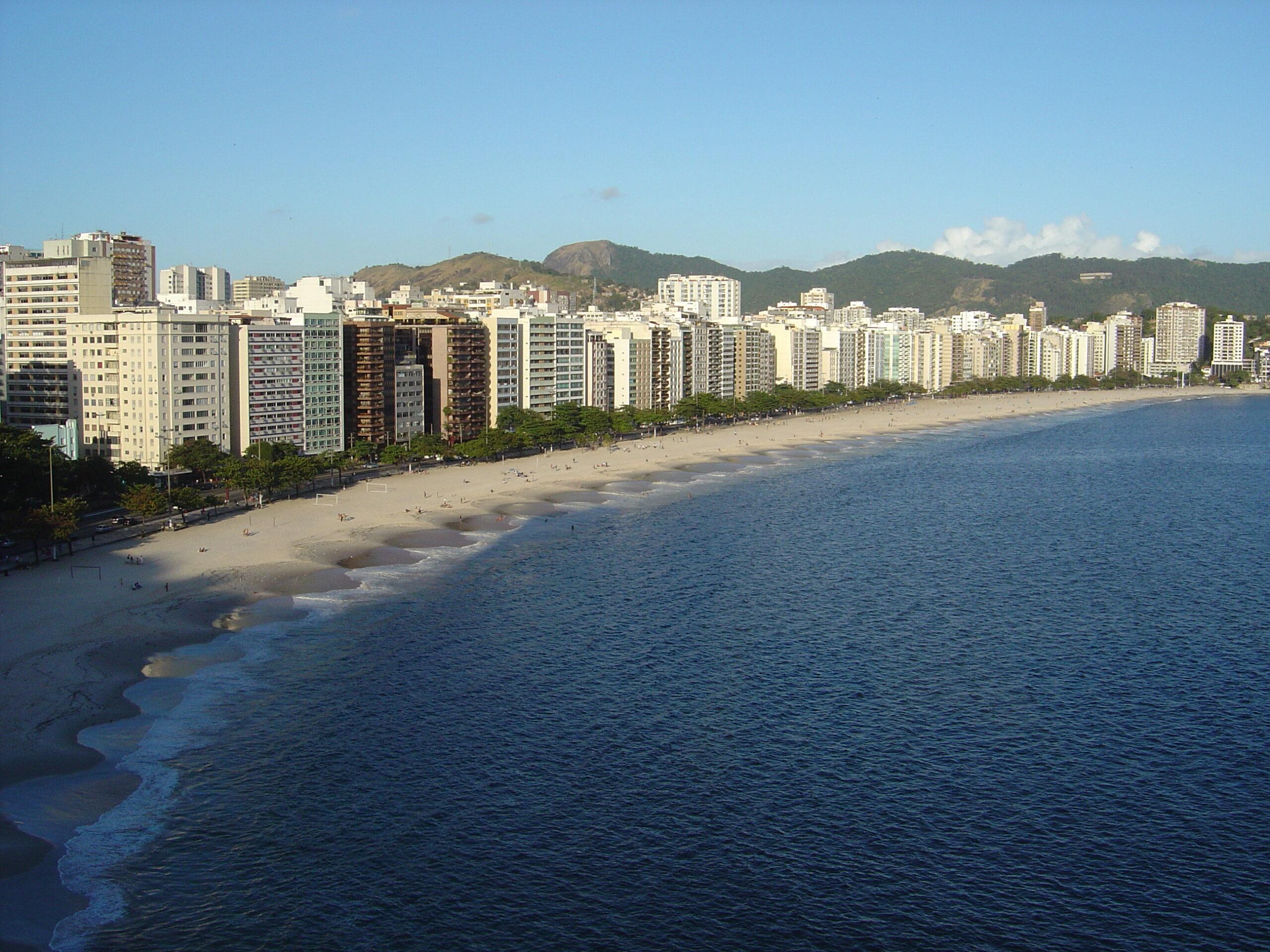 praia de icarai em niteroi