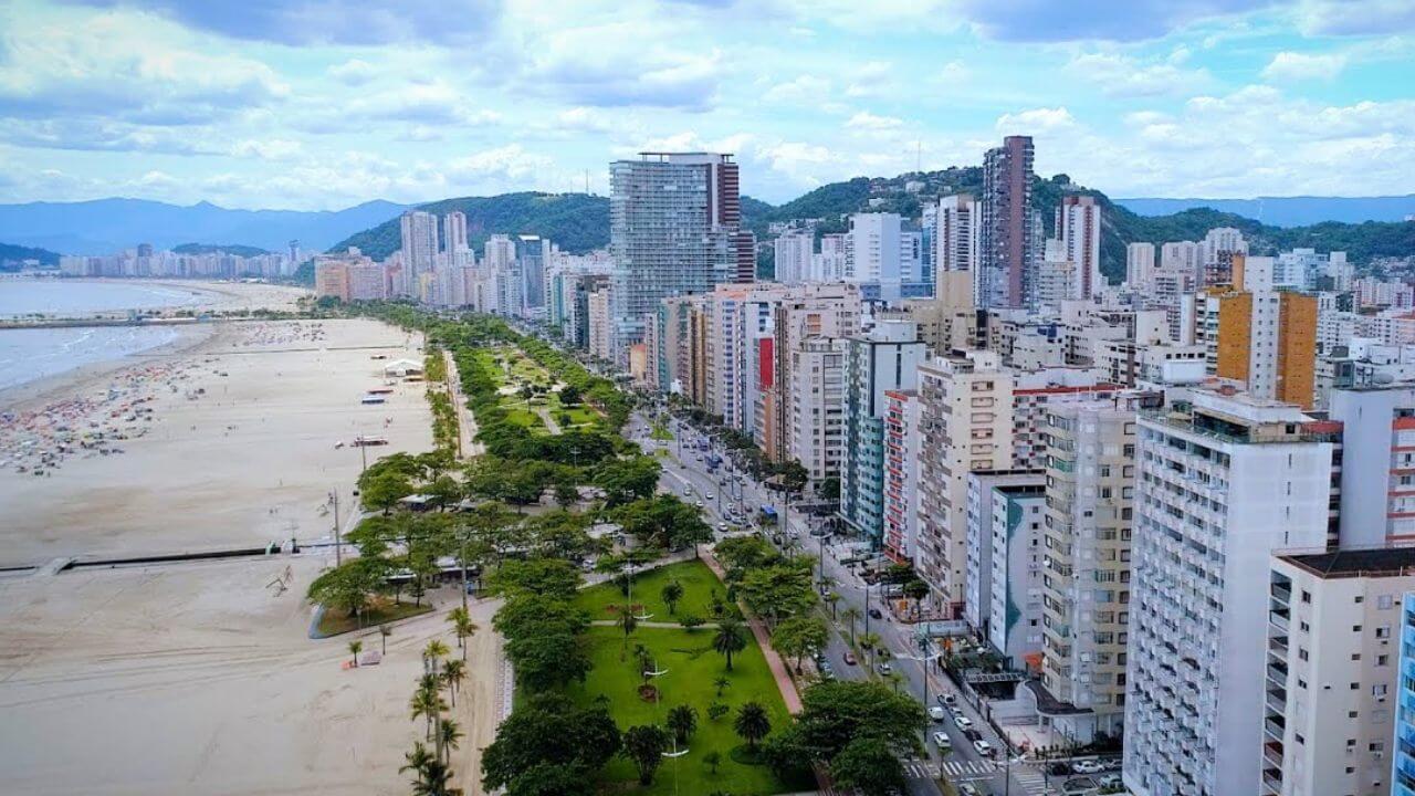 santos melhores cidades para se viver no brasil