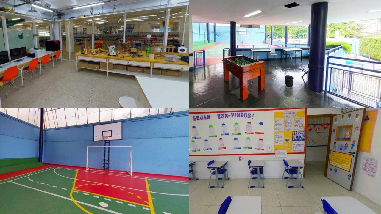 escola particular ph barra rj