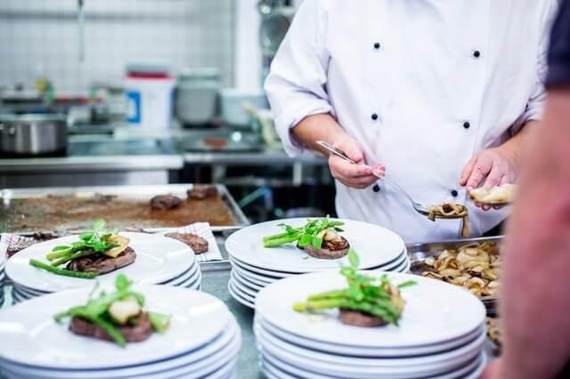 Chefe de cozinha em restaurante Barra da Tijuca