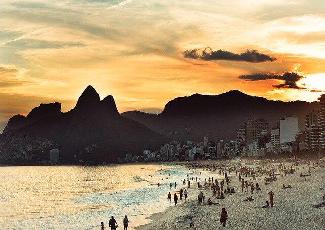 Bairro de Ipanema Rio de Janeiro