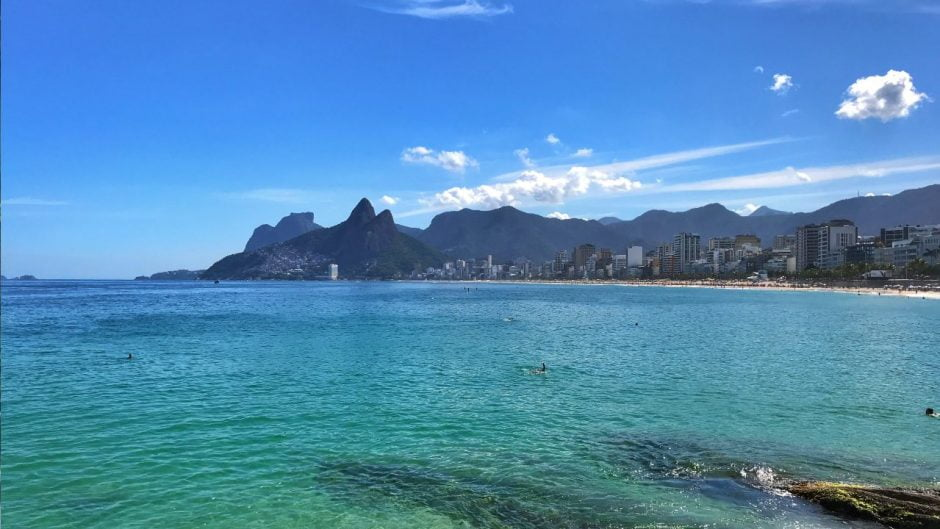 praia garota de ipanema