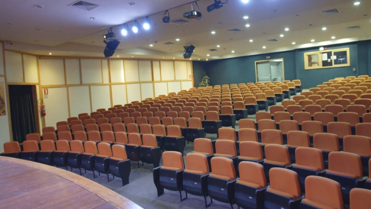 Auditório CSA Leblon