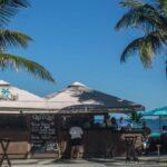 quiosque praia de são conrado