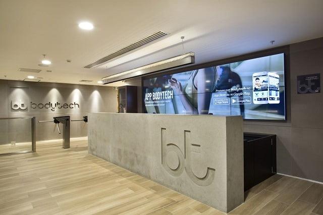 bodytech fashion mall