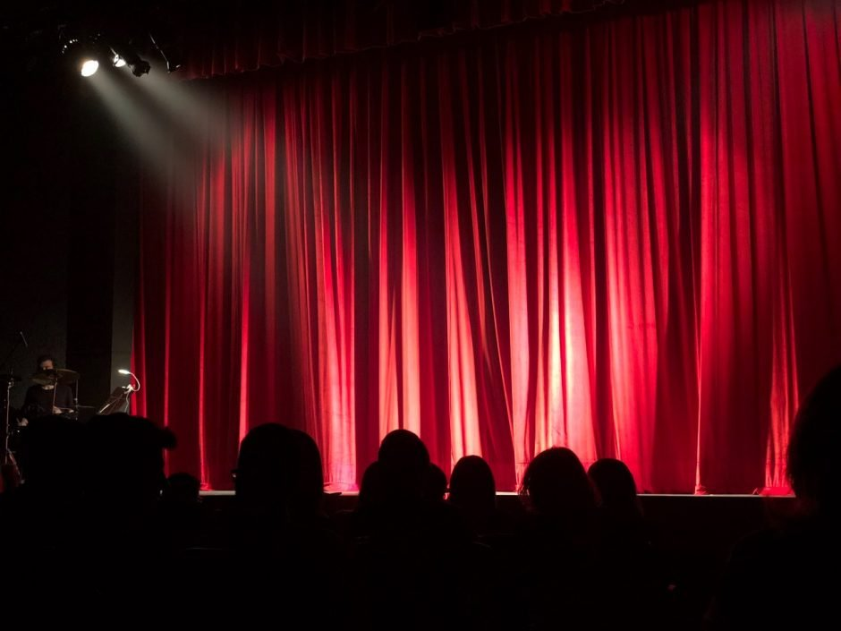 palco no teatro leblon