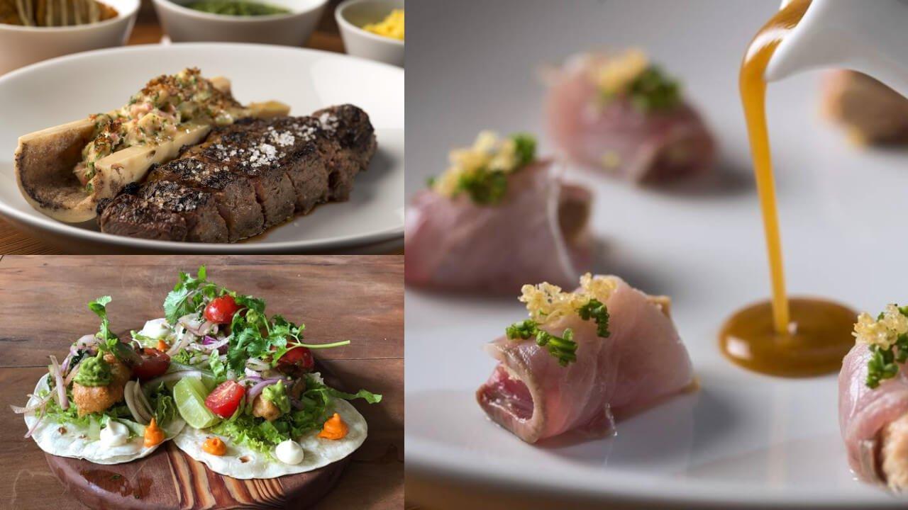 Pratos iraja redux restaurante rio design leblon