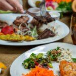 melhores restaurantes na Lagoa