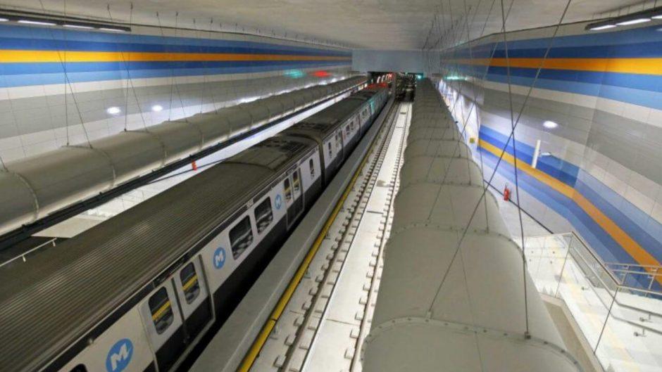 Estacao Metro Leblon