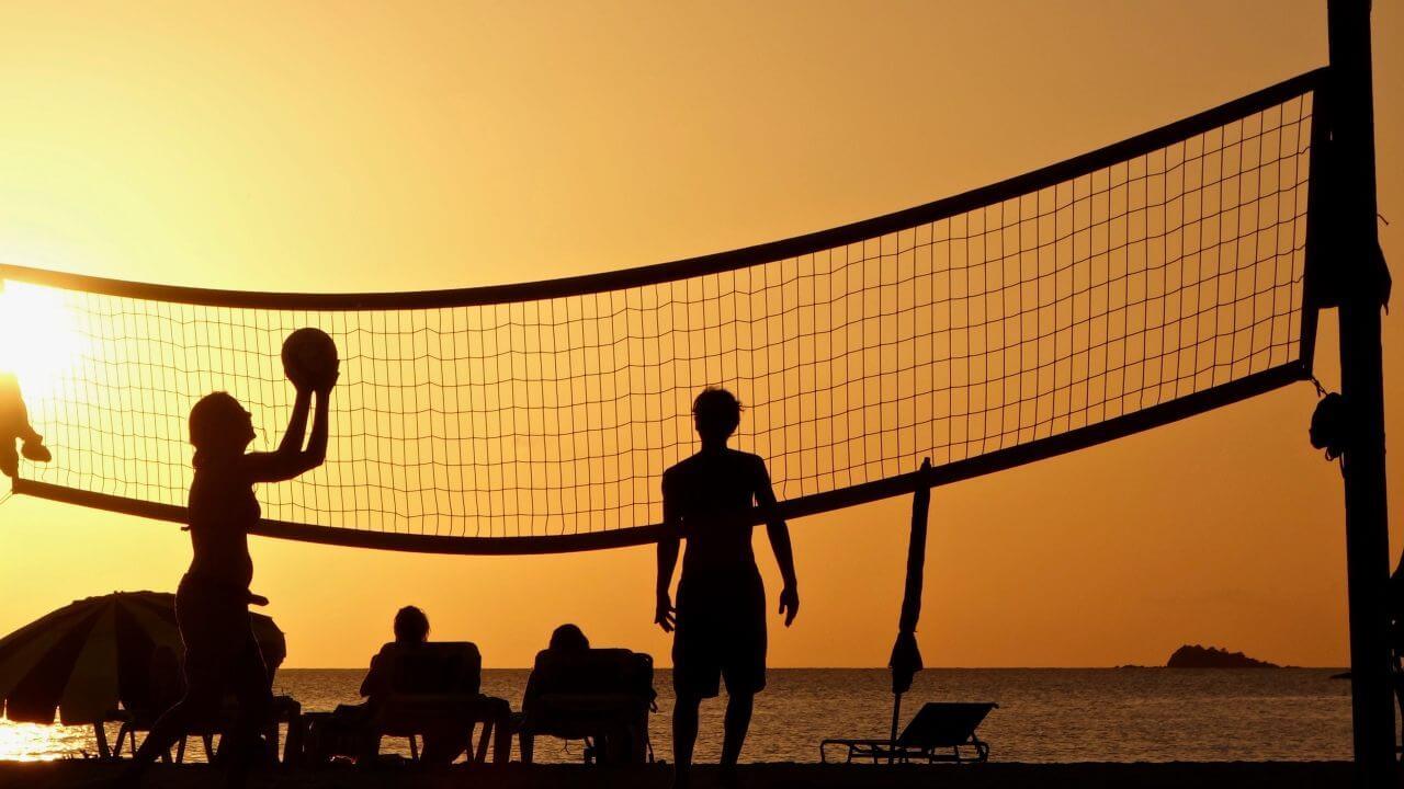 Praia do Leblon Esporte