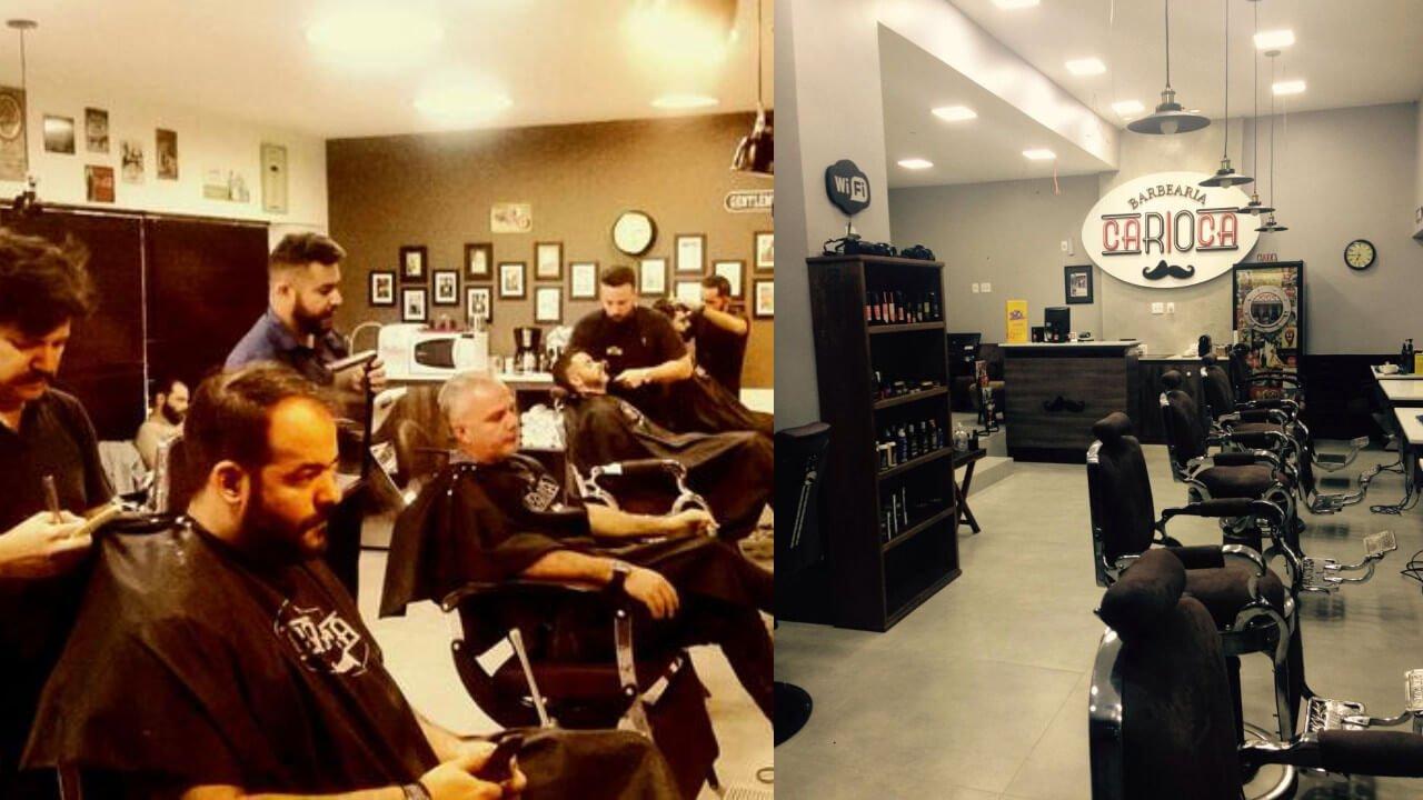 barbearia carioca Leblon