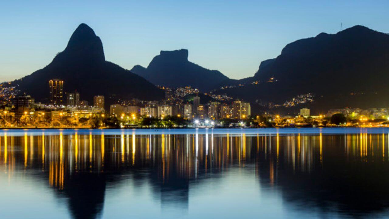 lagoa rodrigo de freitas Bairros mais ricos Rio de Janeiro
