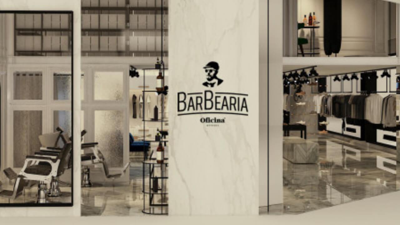 oficina reserva barbearia