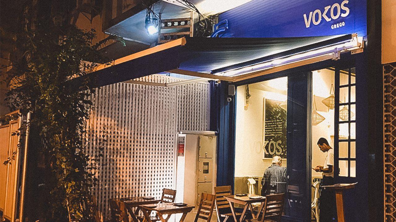 Vokos restaurante grego
