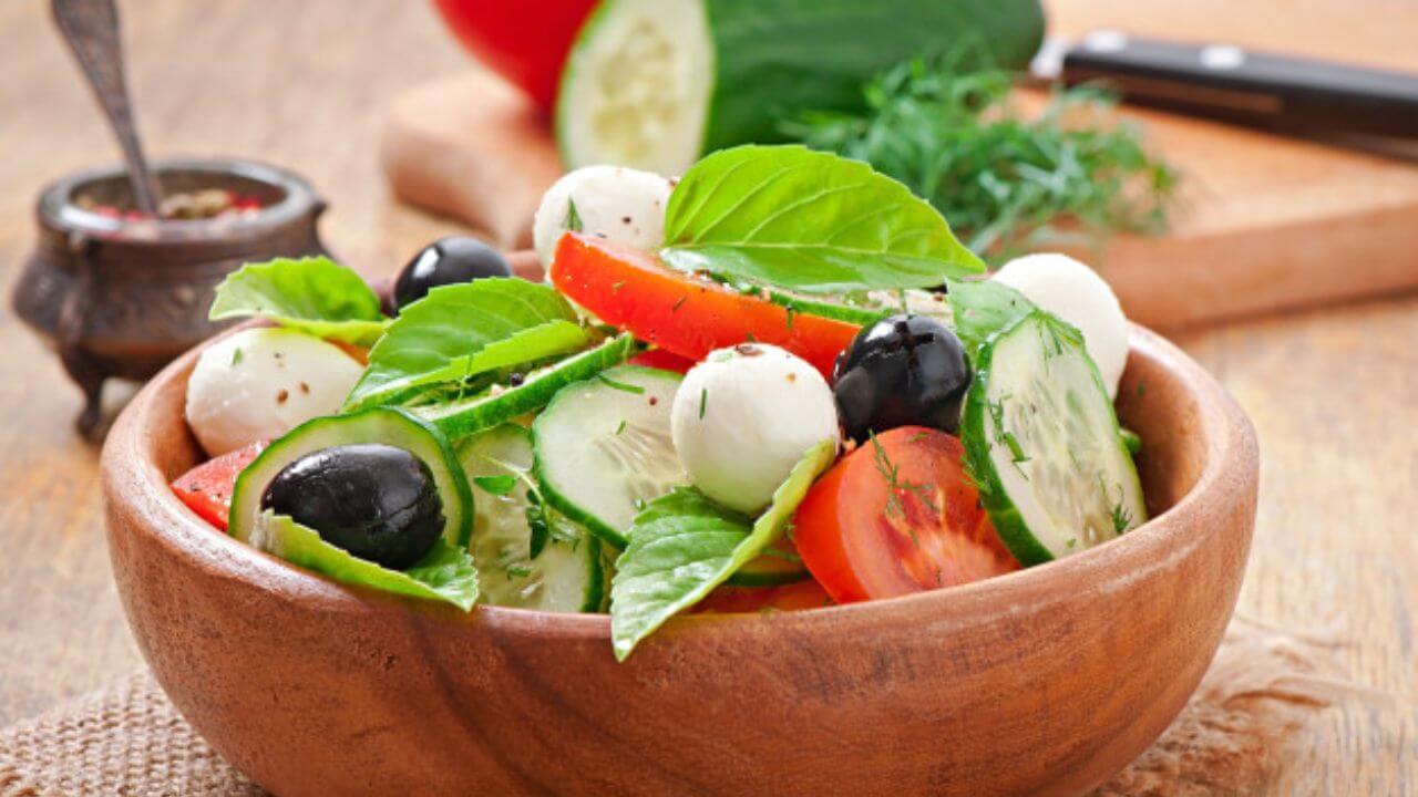 salada vokos restaurante grego