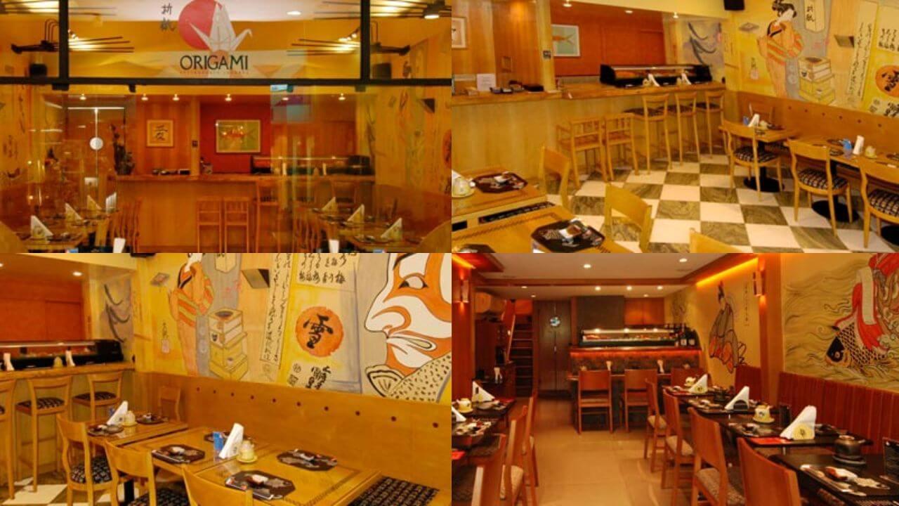 origami restaurante japones leblon