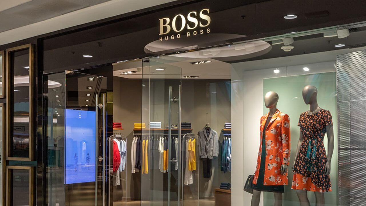 hugo boss lojas do shopping leblon