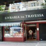 livraria da travessa Ipanema