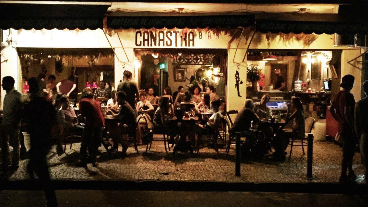 canastra bares em ipanema