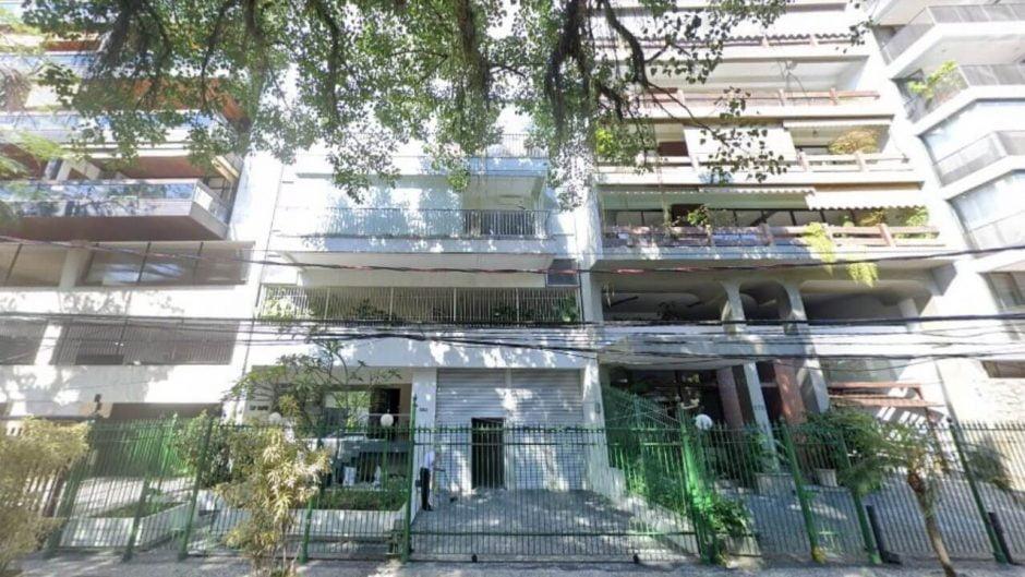 Edifício Cap Martin 582 leblon