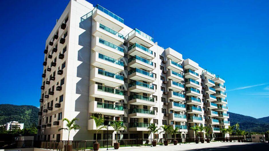 Ocean Pontal Residence na Avenida das Américas