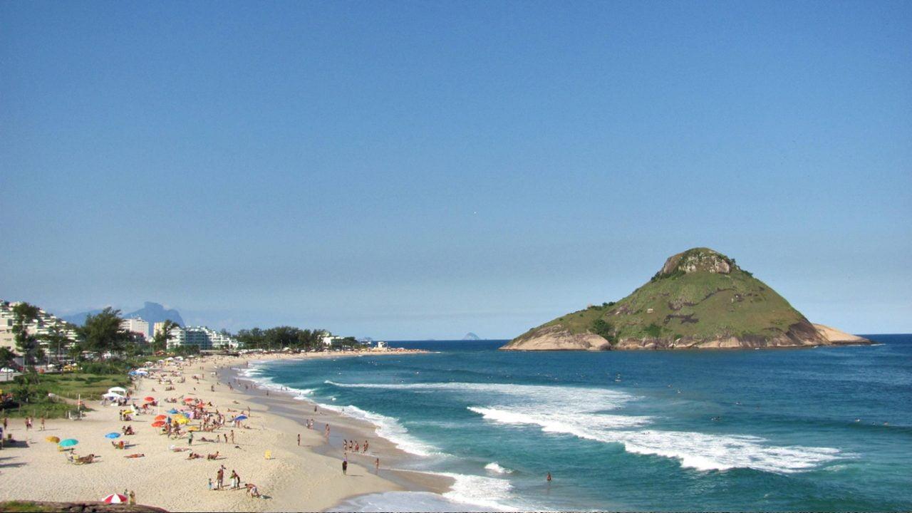 praia recreio dos bandeirantes