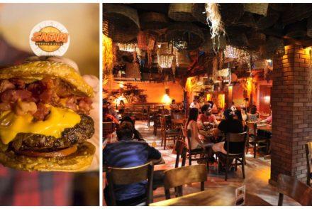 restaurante safari burguer leblon