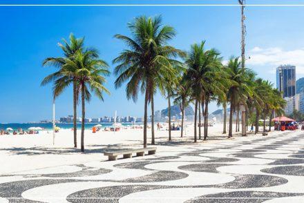 Avenida Atlântica Copacabana