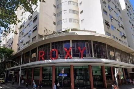 Cine Roxy Copacabana