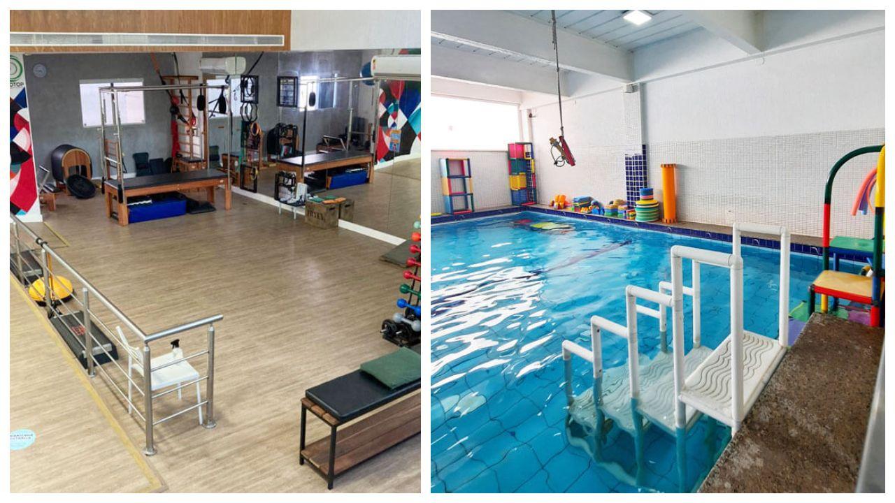 academia de natação no leblon