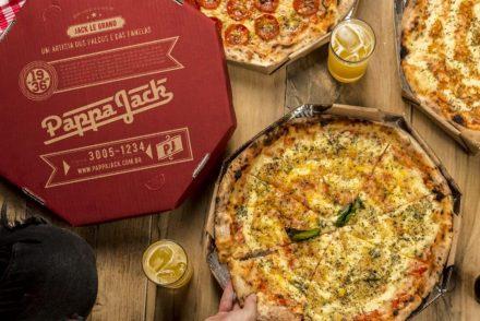 Pizzaria Pappa Jack Leblon