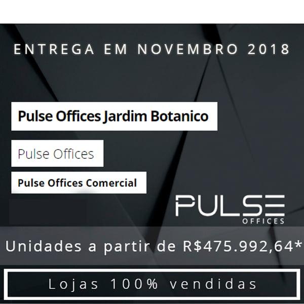 Pulse Offices Jardim Botânico