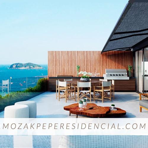 lançamento residencial Mozak Pepê