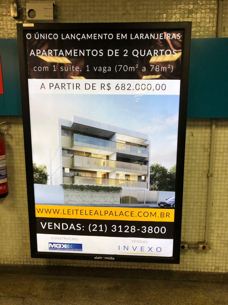 Divulgação - Leite Leal Palace Laranjeiras