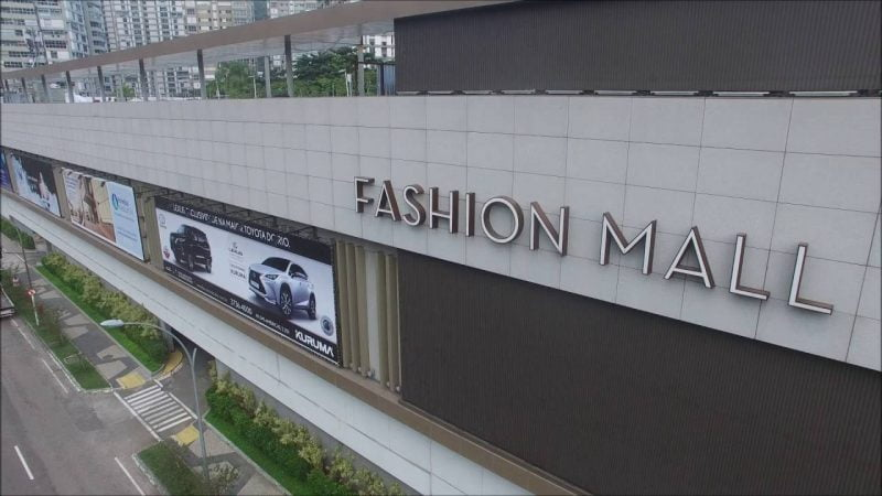 shopping fashion mall