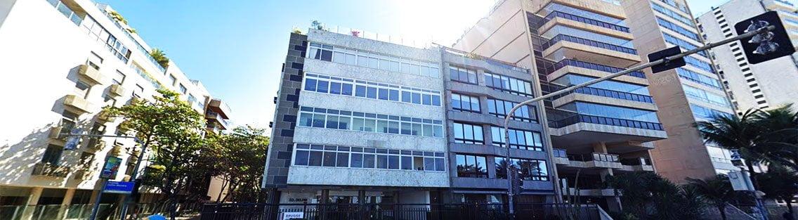 Edifício Delfim Leblon