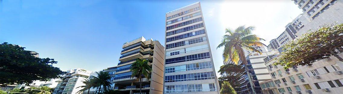 Edifício Maison Du Soleil Leblon