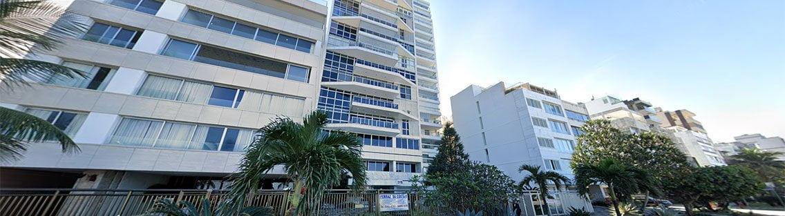 Edifício Mont Darbois Leblon