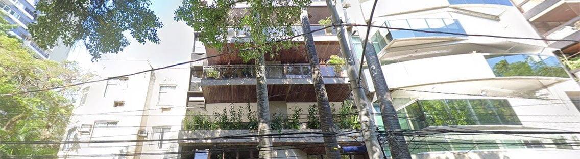 Edifício Anitta Porto Martins 618 Leblon
