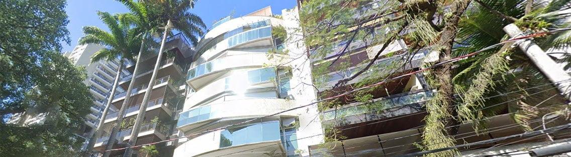 Edifício Canto Nobre 606 Leblon