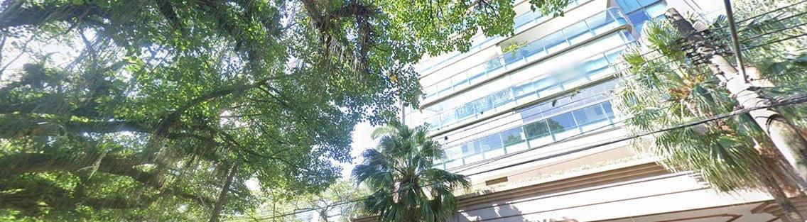 Edifício Conde Albuquerque Residence Service 1136 Leblon