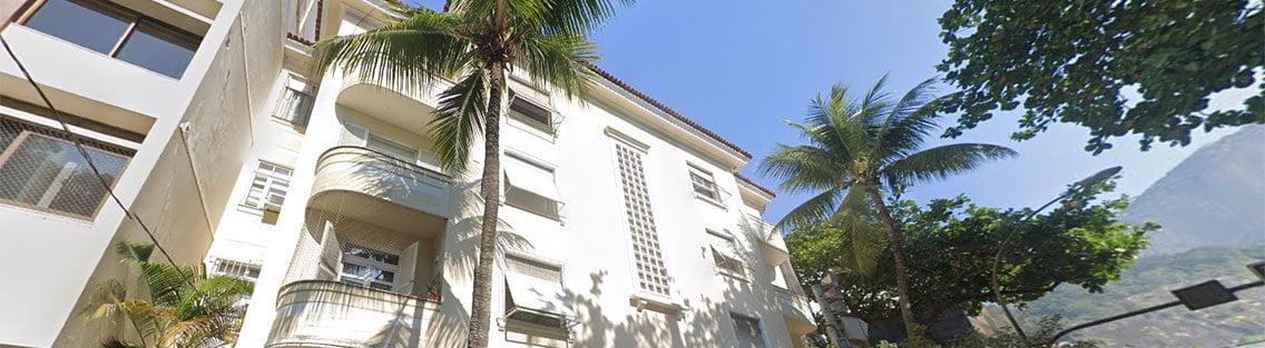 Edifício General San Martin 1159 Leblon