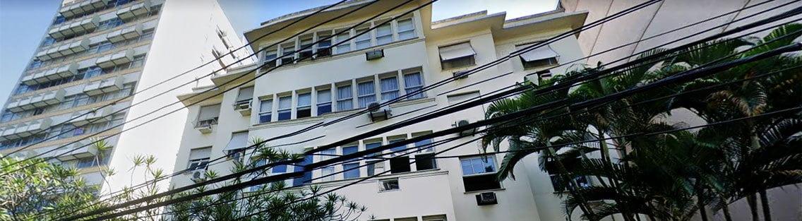 Edifício Jacumã Leblon