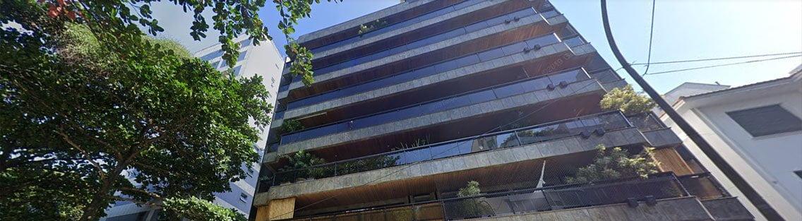 Edifício S M Botner 35 Leblon