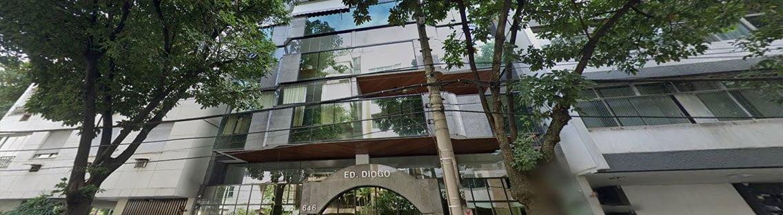 Edifício Diogo 646 Leblon